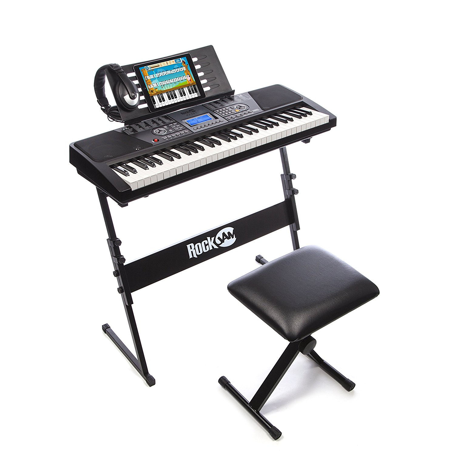Choosing digital pianos for children
