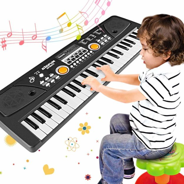 digital pianos for children