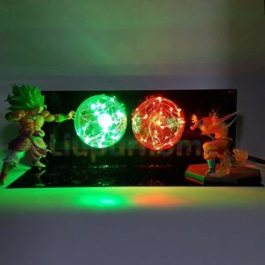 dragon ball z lamp for sale