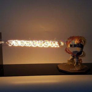 dragon ball z spirit bomb lamp